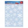 Naklejki na okno Z Design - Płatki śniegu (52298)