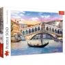 Puzzle 500: Most Rialto, Wenecja (37398)