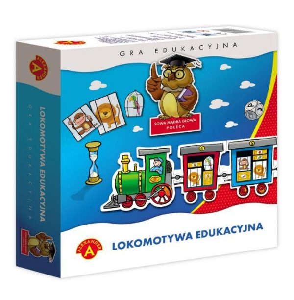 Lokomotywa edukacyjna (0407)