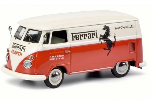 Volkswagen T1c Box Van Ferrari Automobile Francorchamps (450369800)