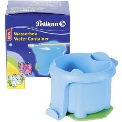 Pojemnik na wodę do farb - Słoń niebieski