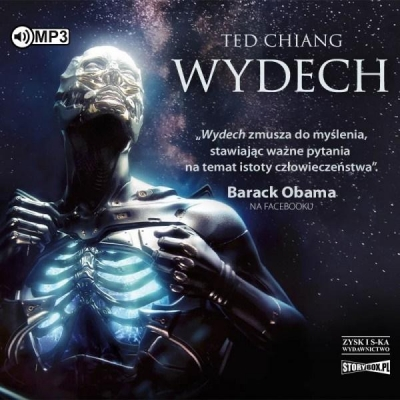 Wydech. Audiobook Ted Chiang