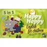 Happy Hoppy Gry i zabawy z angielskim dla dzieci PRACA ZBIOROWA