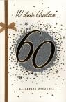 Karnet 60 Te urodziny A5 HM-100-739
