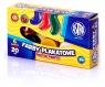 Farby plakatowe Astra, 6 kolorów - 20 ml (301109001)