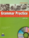 Grammar Practice for Intermediate Students with key + CD