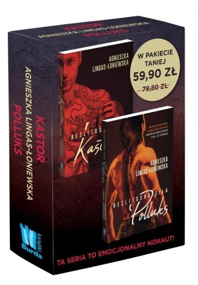 Pakiet: Polluks/Kastor Agnieszka Lingas-Łoniewska
