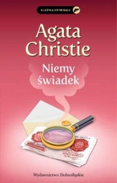 Niemy świadek Christie Agata