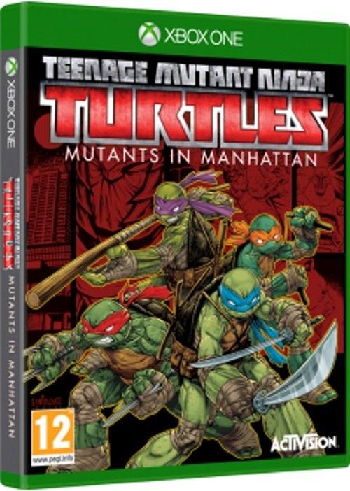 Teenage Mutant Ninja Turtless: MUTANTS IN MANHATTAN XBOX ONE