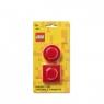 Zestaw magnesów LEGO - Czerwone (40101730)