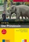 Die Prinzessin A1 + CD Elke Burger, Theo Scherling