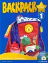 Backpack Gold 1 + CD Herrera Mario, Pinkley Diane
