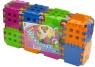 Klocki konstrukcyjne Wikusie 48 elementów