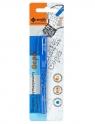 Długopis wymazywalny Zenith Oops! - niebieski