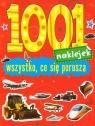1001 naklejek Wszystko co się porusza
