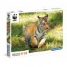 Puzzle 104 WWF Tygrys