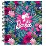 Notes spiralny Barbie w kwiaty (BAP-3631)