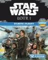 Star Wars Łotr 1 Sylwetki i plakaty Pallant Katrina
