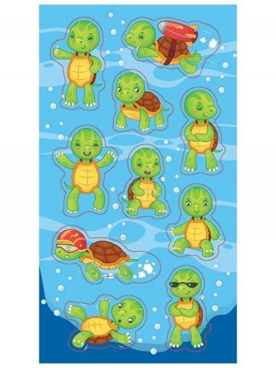 Naklejki Żółwie