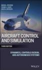 Aircraft Control and Simulation Eric Johnson, Frank Lewis, Brian Stevens