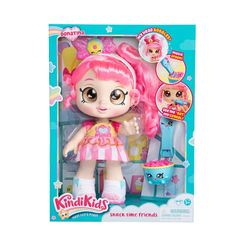 Kindi Kids - Donatina lalka + akcesoria (KDK50006)