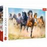 Puzzle 2000: Galopujące stado koni (27098)