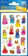 Naklejki dla dzieci - księżniczki (53198)