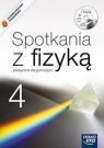 Spotkania z fizyką 4 podręcznik z płytą CD
