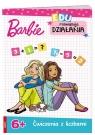 Barbie Rozwiązuję działania 6+