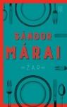 Żar w.2016 Sandor Marai