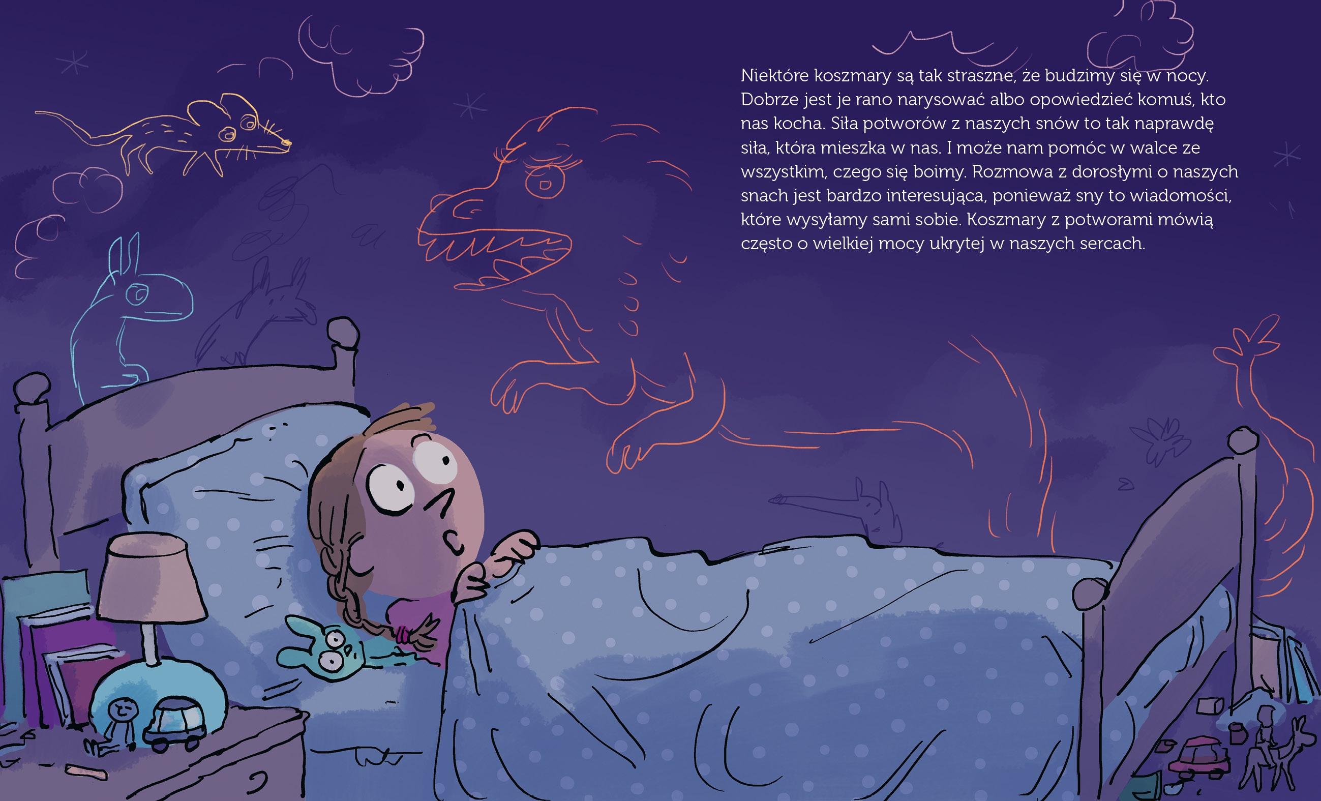Strach. Opowieści o oswajaniu lęku Catherine Dolto, Colline Faure-Poire