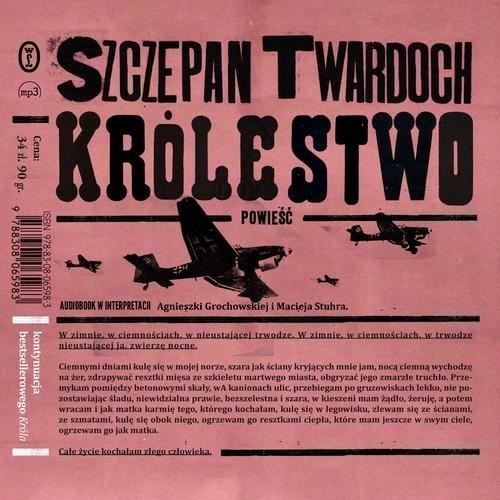 Królestwo (Audiobook) Twardoch Szczepan