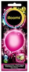Balony Led - różowe