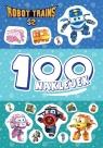 Robot Trains - 100 naklejek