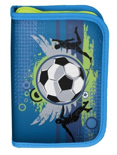 Piórnik Football 17-001X/BW PASO