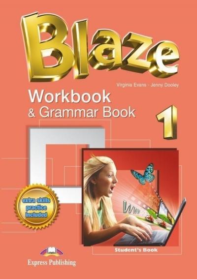 Blaze 1 WB Grammar EXPRESS PUBLISHING Virginia Evans, Jenny Dooley