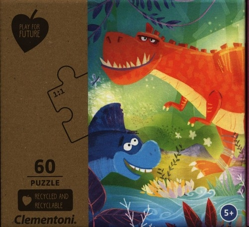 Puzzle 60 Play For Future Freaky Friends (26998)