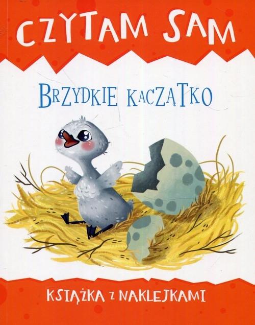 Czytam sam Brzydkie kaczątko Książka z naklejkami Valentino Paolo