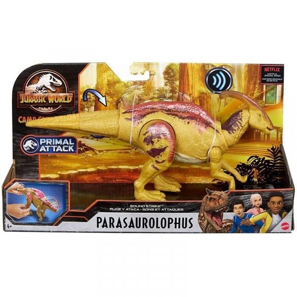Figurka Jurassic World Dinozaury Ryk bojowy Parasaurolophus (GJN64/GMC96)