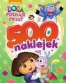 Dora poznaje świat. 500 naklejek