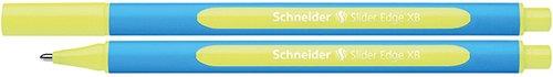 Długopis Schneider Slider Edge, XB, żółty
