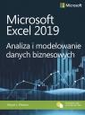 Microsoft Excel 2019 Analiza i modelowanie danych biznesowych Wayne L. Winston