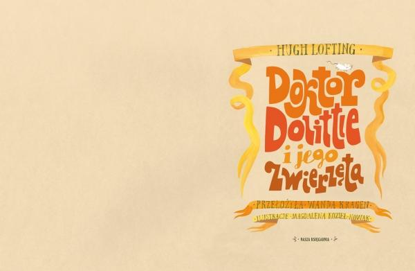 Doktor Dolittle i jego zwierzęta Lofting Hugh