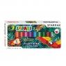Plastelina Safari, 12 kolorów (223386)