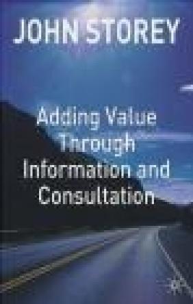 Adding Value Through Information Storey