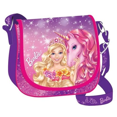 Torba młodzieżowa na ramię Barbie model F2