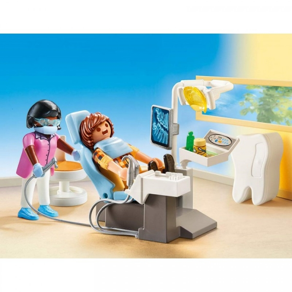 Playmobil City Life: Dentysta (70198)