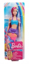 Barbie Dreamtopia: Syrenka lalka podstawowa (GJK08) Wiek: 3+