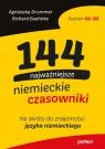 144 najczęściej używane niemieckie czasowniki. Na skróty do Drummer Agnieszka,Boehnke Richard