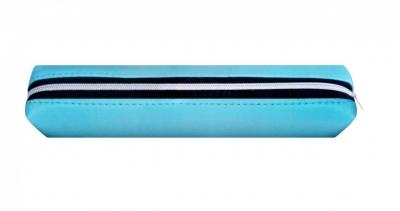 Piórnik Mini PU Leather niebieski (02985)
